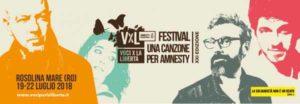 Brunori, Ruggeri, Mirkoeilcane e molto altro al festival di Amnesty