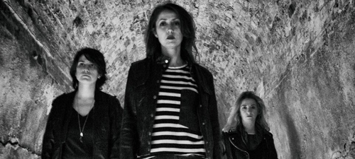 Alibi, il doppio EP del trio bolognese Le Hen