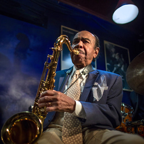 La leggenda Benny Golson per il XVII Peperoncino Jazz Festival