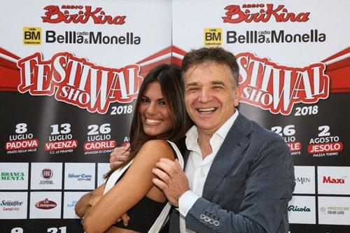 Prato della Valle a Padova comincia l'estate di Festival Show 2018, al cast si aggiunge Fabrizio Moro
