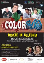 A Montesilvano risate & allegria con Colorelig