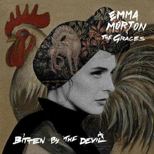 Emma Morton & The Graces continua il lungo tour in Europa per l'estate 2018