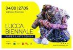 Cartasia Lucca Biennale 2018