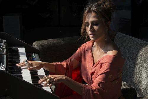 Chiara Civello in concerto a ATINA nell'ambito degli eventi del Festival Atina Jazz