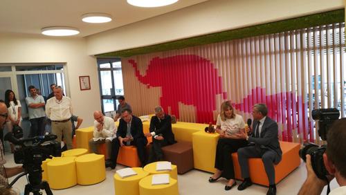 Nuovi spazi e una nuova scuola per 8.500 bambini del reparto di Oncoematologia Pediatrica del Policlinico San Matteo di Pavia