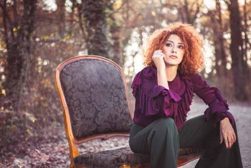 Gabriella Martinelli live a na cosetta estiva di Roma
