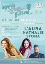 Imperia Unplugged Festival: il programma completo da L'Aura a Nathalie e Stona