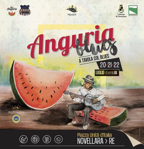 Il Rootsway a Novellara il 20 e 21 luglio vi aspetta con Anguria Blues
