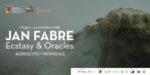 Jan Fabre Ecstasy&Oracles la mostra ad Agrigento e Monreale
