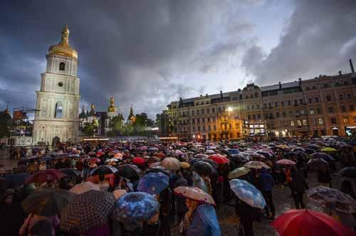 Le vie dell'amicizia 2018: Ravenna – Kiev arriva su rai 1