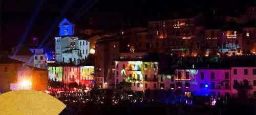 La notte delle candele di Vallerano: sabato 25 agosto la dodicesima edizione
