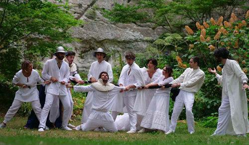 Labirinto d'Amore: duelli, magie, incantesimi nel giardino/scrigno di Palazzo Chigi