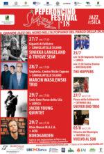Il XVII Peperoncino Jazz Festival al Parco della Sila a Lorica Jacob Young 5tet