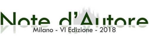 Note d'Autore, la finale dell'edizione 2018 al Garage Moulinki di Milano