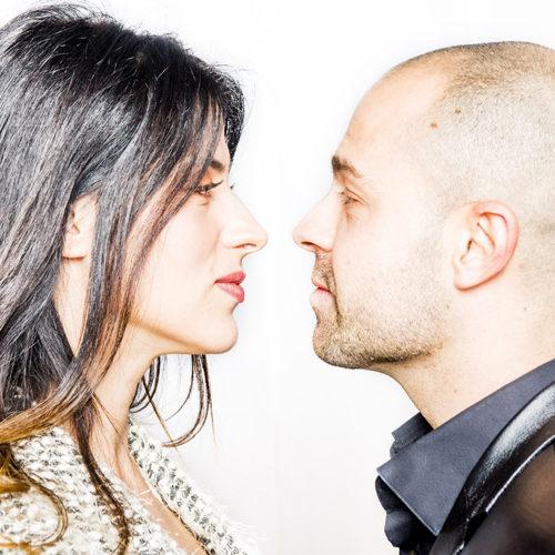 Psicomico Revolution. Tragicomica psicoterapia di rimembranze sotto amnesia con Andrea De Rosa e Lucia Rossi
