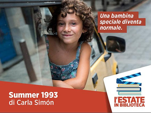 Summer 1993: il film di Carla Simón sulle adozioni a Estate in biblioteca-Il cinema legge il mondo