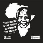 """Cefa celebra il """"Mandela Day"""" con l'Estragon"""