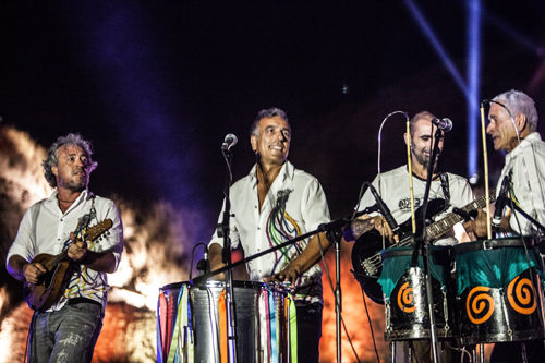 Tarantolati di Tricarico, a Parco Schuster live gli interpreti della Taranta lucana