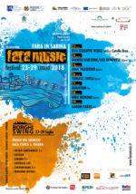 Fara Music Festival. La dodicesima edizione del Festival dal 23 al 29 luglio