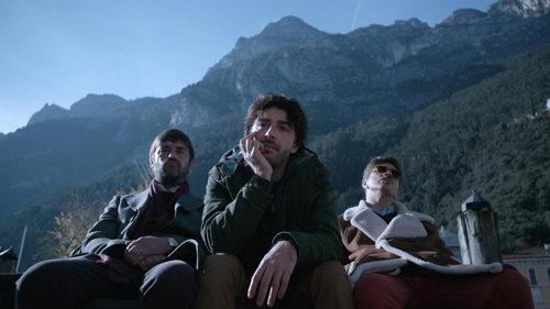 """""""Restiamo amici"""" al Taormina Film Festival"""