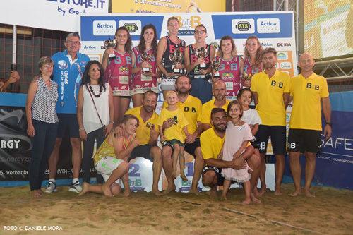 Beach for Babies: si è conclusa con una raccolta record di 22.000€ l'edizione 2018 del torneo di beach volley solidale