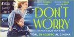 Don't worry. Un film di Gus Van SantCon Joaquin Phoenix, Jonah Hill,Rooney Mara, Jack Black