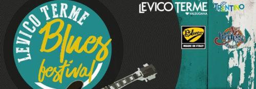 Torna il Levico Terme Blues Festival – 18 e 19 agosto la piazza si colora di Blues