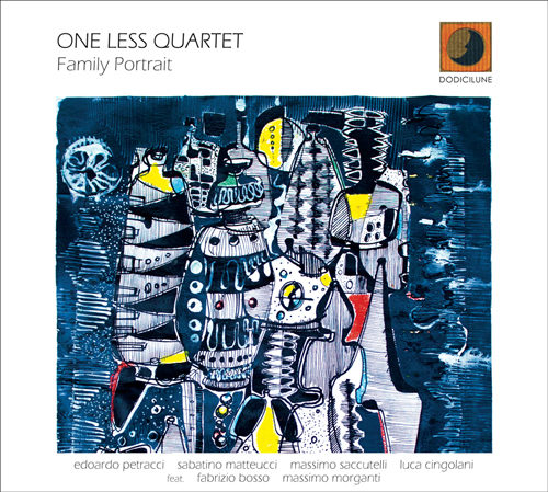 Family Portrait, il disco d'esordio del One Less Quartet