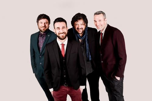 Orchestraccia live a Parco Schuster. Le Canzonacce di Marco Conidi, Edoardo Pesce, Luca Angeletti e Giorgio Caputo