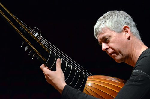 Rolf Lislevand Trio in concerto