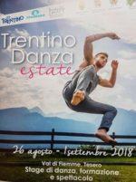 """I 18 anni di """"Trentino Danza Estate"""""""
