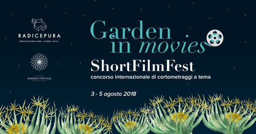 Manuela Ventura ospite e giurata del Garden In Movies ShortFilmFest