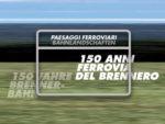 """""""150 anni della Ferrovia del Brennero / Paesaggi ferroviari, la mostra presso Le Gallerie a Trento"""