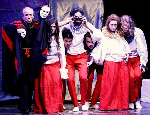 """""""Silenzio… Amleto… dalla Finzione alla Verità"""", per l'Open Day Festa ad Abraxa Teatro di Roma"""