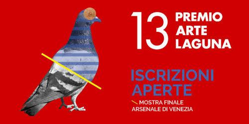 Aperte le iscrizioni alla 13.edizione di Arte Laguna Prize