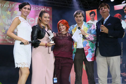 Valentina Carati vince Una Voce per l'Europa 2018