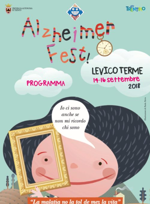 Alzheimer Fest: a Levico Terme dal 14 al 16 settembre