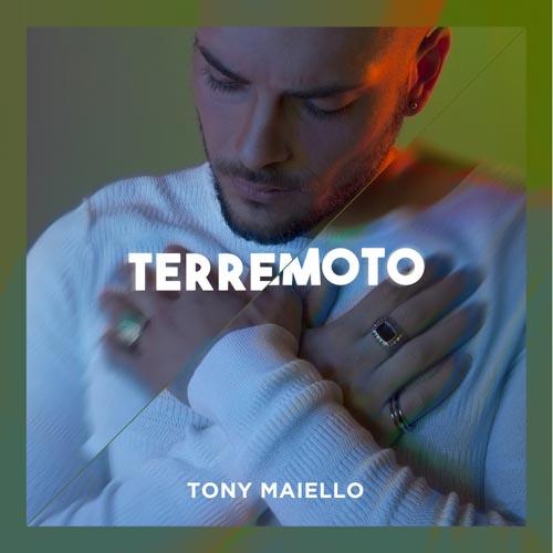 Terremoto, il  nuovo singolo di Tony Maiello approda in digital download e in radio