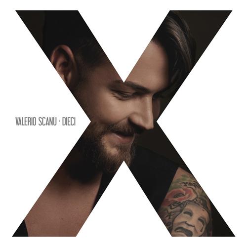 Dieci, il nuovo album di Valerio Scanu il 5 ottobre approda in tutti i negozi e digital store