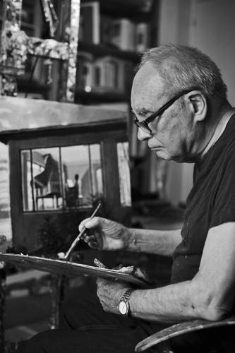 Sergio Ceccotti. Il romanzo della pittura 1958-2018, la mostra a Palazzo delle Esposizioni di Roma