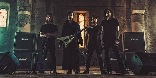 Fall of the Divine, il nuovo video in uscita degli Hell's Crows