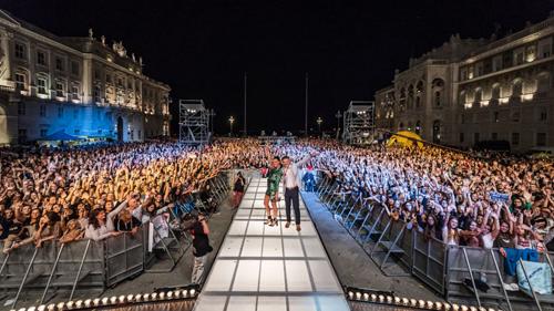 Domani su Real Time il best of della serata finale di Festival Show 2018