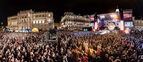 Festival Show 2018, a Trieste l'epilogo di un'estate straordinaria