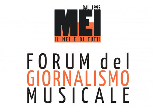 Forum del Giornalismo Musicale: a fine settembre la nuova edizione