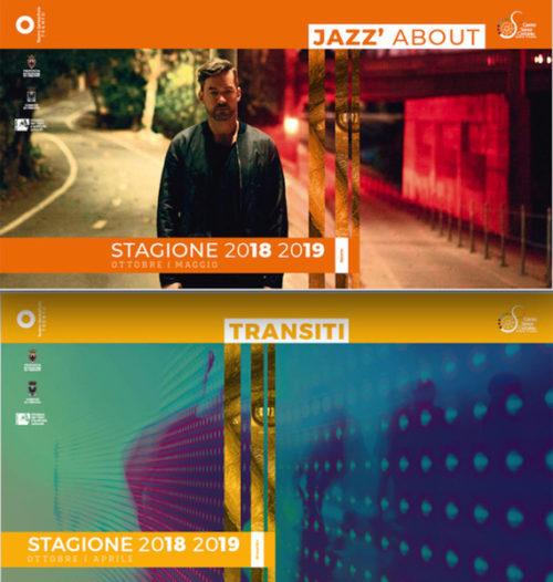 Riparte con «JAZZ'ABOUT» e «TRANSITI» la Stagione di musica del Centro S. Chiara