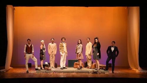 L'impresario delle Smirne, di  Carlo Goldoni, in scena al Teatro Vittoria di Roma