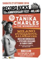 La regina del soul Canadese Tanika Charles in concerto in data unica in Italia al BIKO di Milano