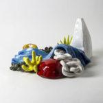 Lost in ceramics, la mostra di Andrea Viviani approda nelle Sale del Miseo Civico Rocca Flea di Gualdo Tadino