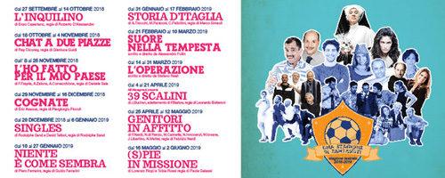 Assaggi di stagione al Teatro Martinitt di Milano