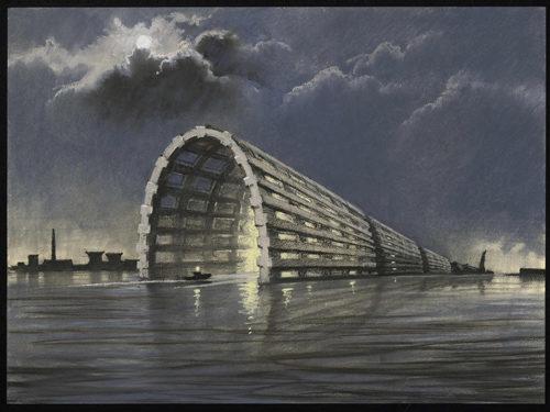 Den-City – Urban Landscape, la mostra alla Galleria Antonia Jannone di Milano